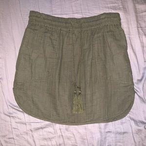 Aritzia skirt!